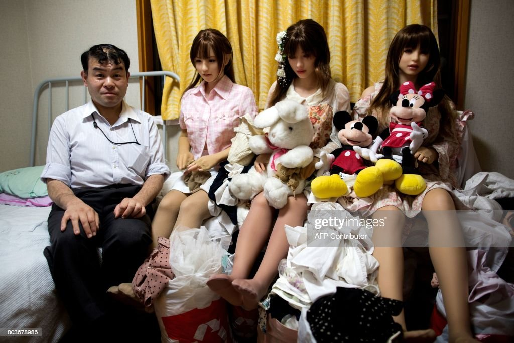 TOPSHOT-JAPAN-SOCIAL-LIFESTYLE : News Photo