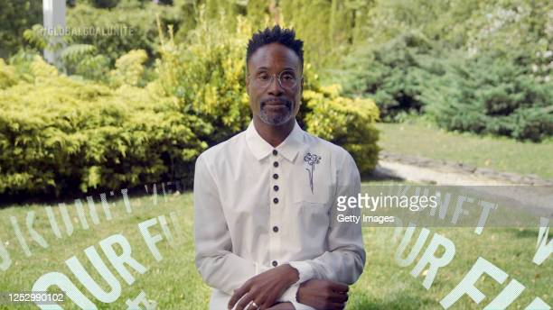 In this screengrab Billy Porter speaks during the Global Goal Unite For Our Future Summit Concert on June 27 2020 in UNSPECIFIED United States
