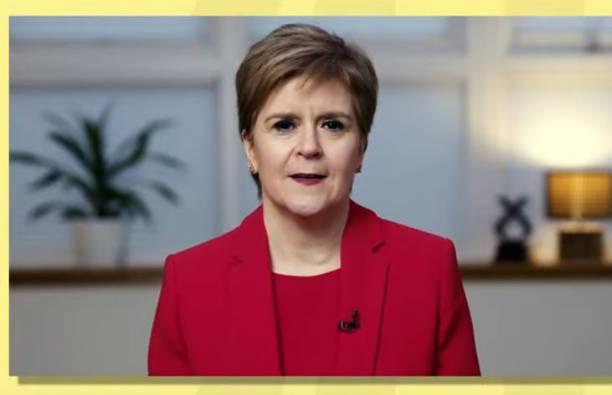 GBR: Sturgeon Delivers Keynote During SNP 'Virtual' Party Conference