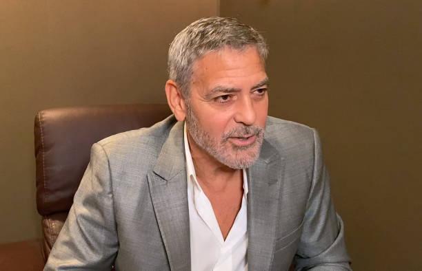 UNS: George Clooney Screen Talk - 64th BFI London Film Festival