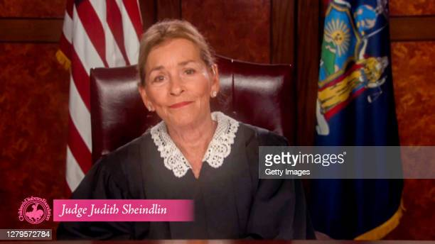 In this screengrab Judge Judith Sheindlin appears during the 2020 Carousel of Hope Ball benefiting the Children's Diabetes Foundation on October 10,...