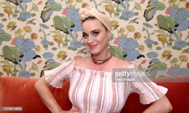 In this screengrab, Katy Perry speaks during SHEIN Together Virtual Festival to benefit the COVID – 19 Solidarity Response Fund for WHO powered by...