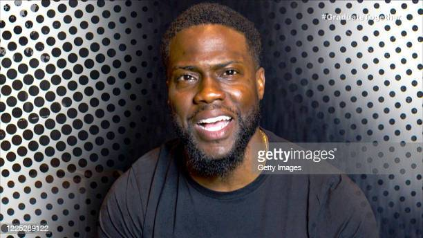 In this screengrab, Kevin Hart speaks during Graduate Together: America Honors the High School Class of 2020 on May 16, 2020.