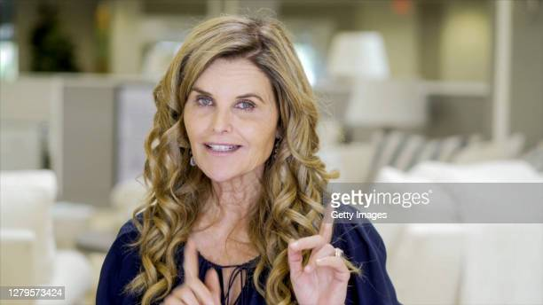 In this screengrab Maria Shriver appears during the 2020 Carousel of Hope Ball benefiting the Children's Diabetes Foundation. On October 10, 2020 in...