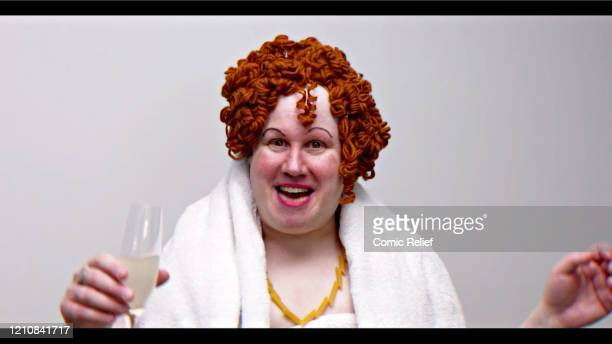 In this screengrab Matt Lucas takes part in the BBC Children In Need and Comic Relief 'Big Night In at London on April 23 2020 in London EnglandThe...