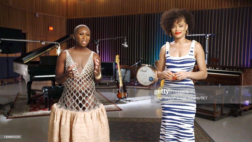 52nd NAACP Image Awards : News Photo