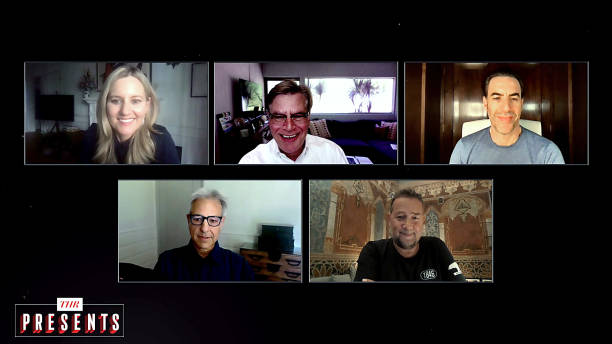 """UNS: THR Presents Q&A With Filmmakers And Cast Of """"The Trial Of The Chicago 7"""""""