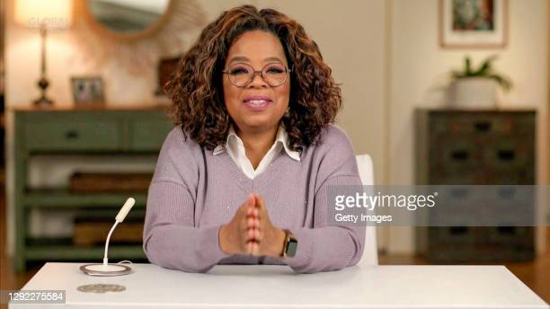 In this screengrab released on December 19th Oprah Winfrey during Global Citizen Prize Awards Special Honoring Changemakers In 2020 Shaping The World...