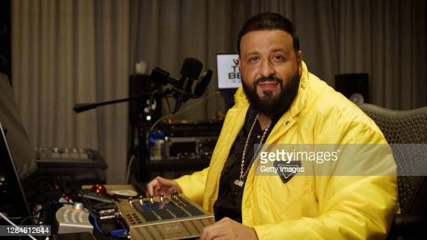In this screengrab released on November 08, DJ Khaled performs at the MTV EMA's 2020. The MTV EMA's aired on November 08, 2020.