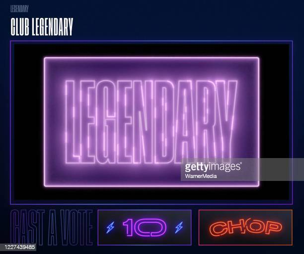 In this screengrab signage is displayed during the Virtual Premiere of HBO MAX's Legendary after party on May 26 2020