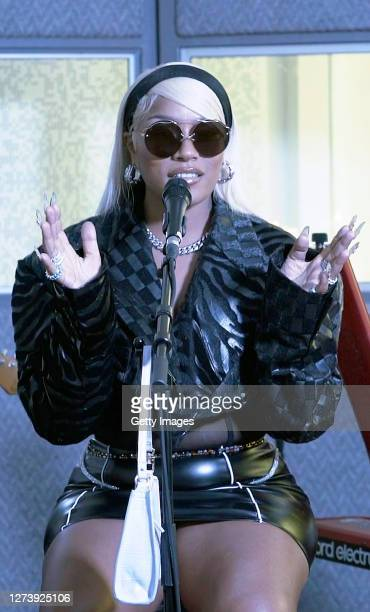 In this screengrab, Stefflon Don performs during Walk Your Wonderful presented by SHEIN Together on September 19, 2020.