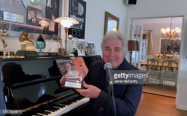 In this screengrab, Steve Tyrell performs during the City of Hope's East End Chapter/Jeanne Kaye League Of New York City's Spirit Of Life Awards...