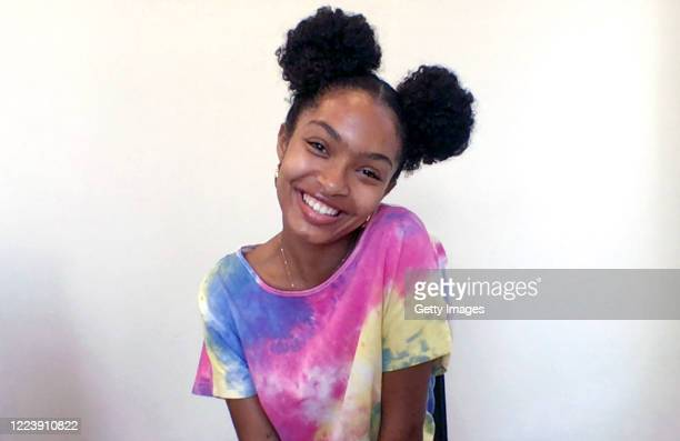 In this screengrab, Yara Shahidi speaks during SHEIN Together Virtual Festival to benefit the COVID – 19 Solidarity Response Fund for WHO powered by...