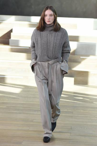 ITA: Simona Marziali - MRZ - Runway - Milan Fashion Week Fall/Winter 2021/2022