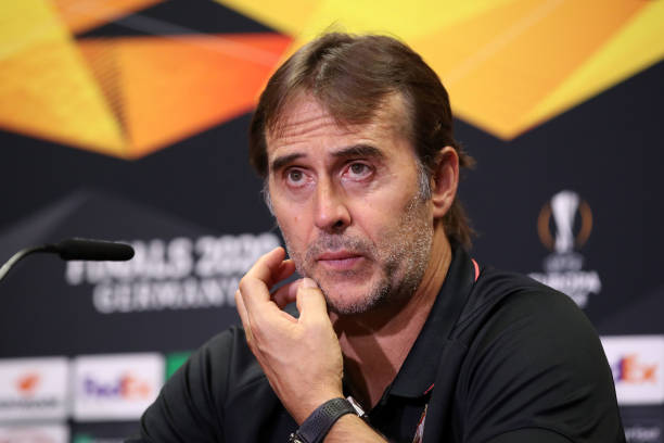 DEU: Sevilla Press Conference - UEFA Europa League