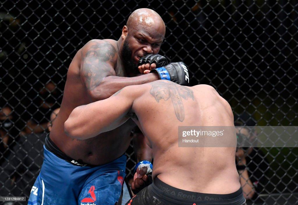 UFC Fight Night: Blaydes v Lewis : News Photo