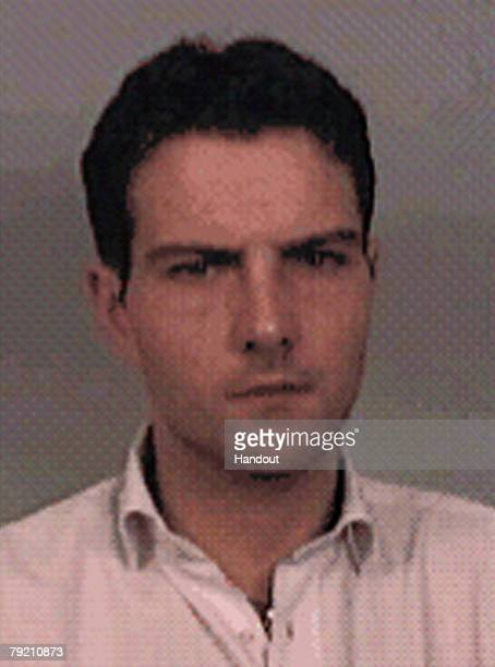 BEST QUALITY AVAILABLE In this undated handout image from Societe Generale made available January 25 Jerome Kerviel the alleged rogue trader is seen...