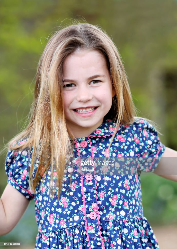 Princess Charlotte Celebrates Her Sixth birthday : News Photo