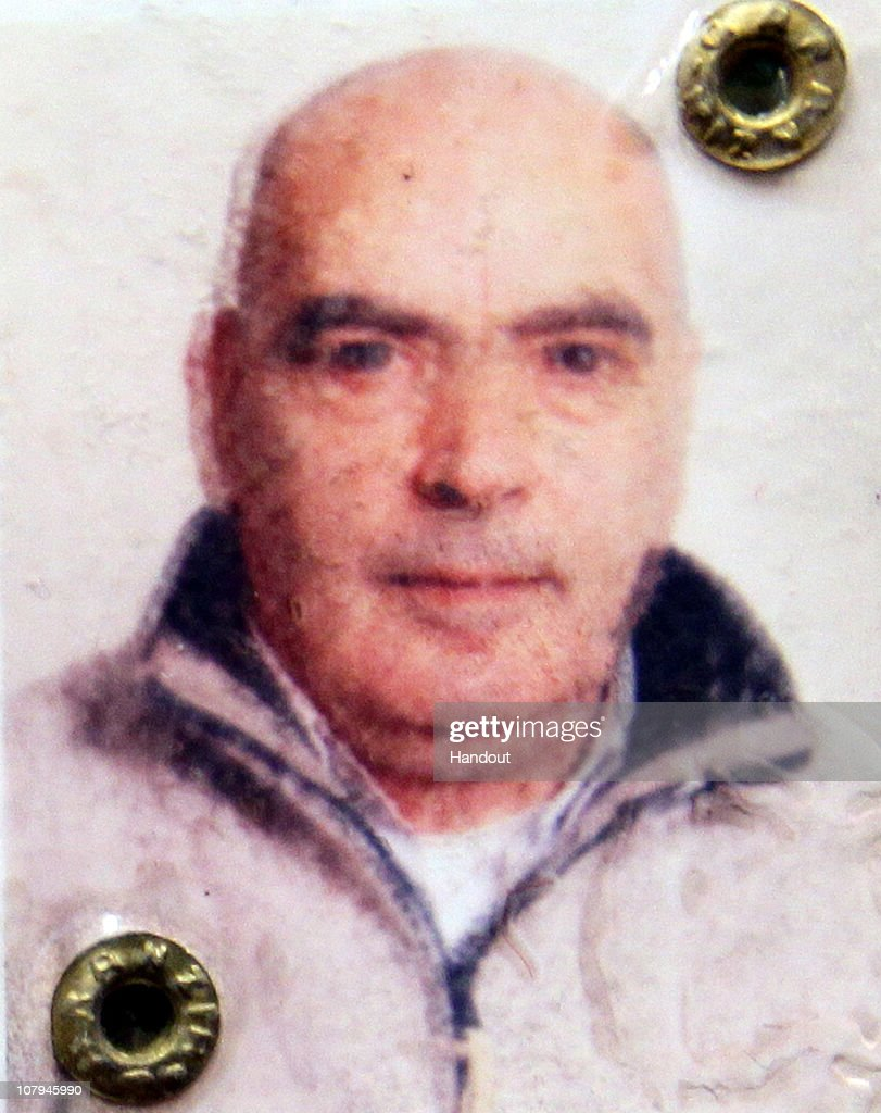 In this undated handout photo supplied on January 9, 2011 by Polizia di Stato, Loreto Cavarretta one of the victims of the Italian killer Carlo Trabona is pictured. Carlo Trabona, a 74-year-old retired bricklayer, has shot dead two of his neighbours and then killed his wife, before shooting himself after being surrounded by the Police in Genoa. Police suspect Jealousy, over alleged infidelity by Trabona's wife, was the motive for the murders.