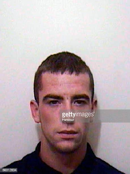 In this undated handout photograph from the Merseyside Police Paul Taylor from Huyton Merseyside is seen Taylor was sentenced for life on December 1...
