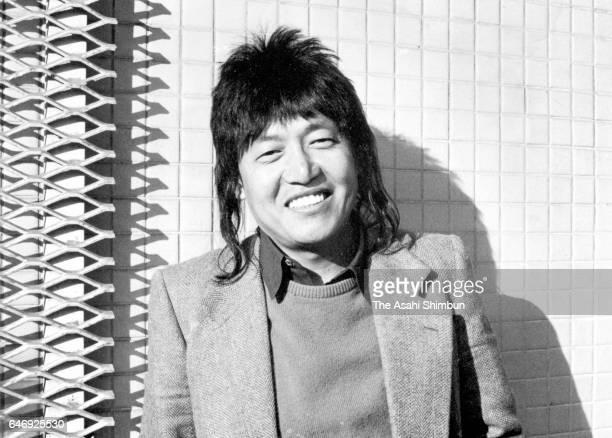 In this undated photo, Musician Hiroshi Kamayatsu poses for photograph in Japan.