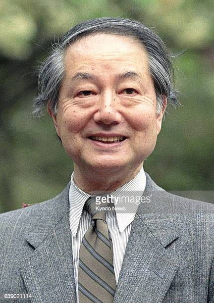 In this undated photo Writer Kunio Tsuji is seen in Japan