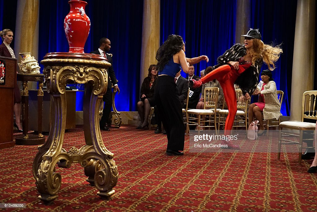 K.C. UNDERCOVER - 'In Too Deep, Part 2' - K.C. is given a mission by the Volunteens organization that pits her against Craig and his assignment to protect the ambassador. This episode of 'K.C. Undercover' airs Sunday, September 25 (8:00 - 8:30 P.M. EDT) on Disney Channel. ZENDAYA