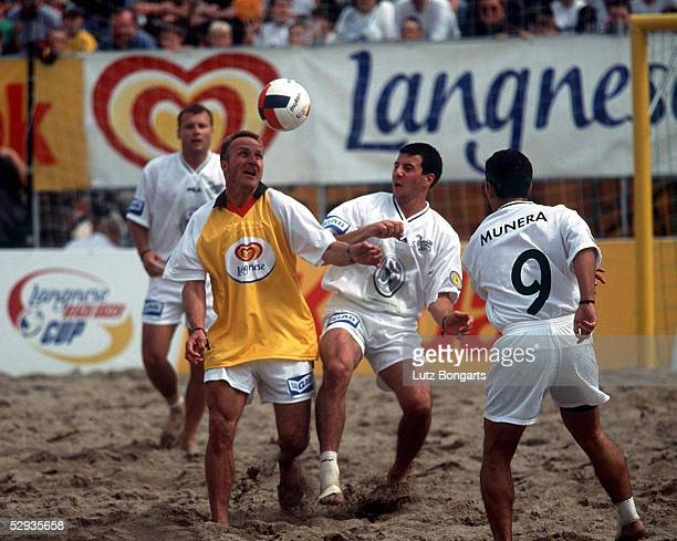 CUP 1998 in Travemuende KarlHeinz RUMMENIGGE