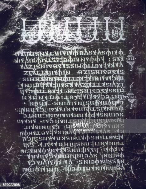 In Uppsala Sweden valuable Codex Argenteum is kept