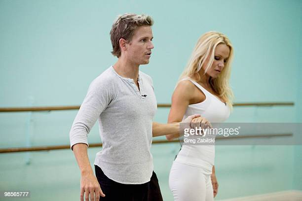 STARS In week four of Dancing with the Stars the remaining couples return to the stage MONDAY APRIL 12 on the ABC Television Network DAMIAN