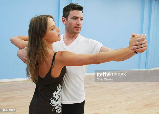STARS In week three of 'Dancing with the Stars' the remaining couples return to the stage MONDAY APRIL 5 on the ABC Television Network EDYTA