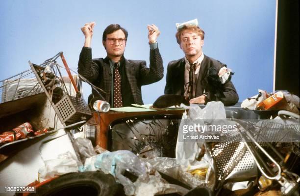 In Wien wird von der Stadtverwaltung der Traum vom totalen Recycling des Mülls geträumt. Aber die Träume von Rudi Blaha, dem Pressereferenten des...
