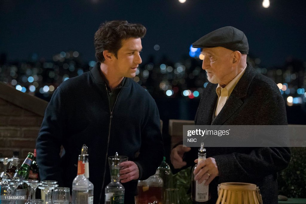 The Village In Your Bones Episode 103 Pictured Daren News Photo Getty Images But, series star daren kagasoff says with a shrug, here we are. 2