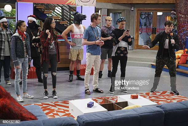 BIZAARDVARK In Your Space Paige and Frankie along with fellow Vuuglers Victor and Dirk are picked to participate in a popular web series reality...