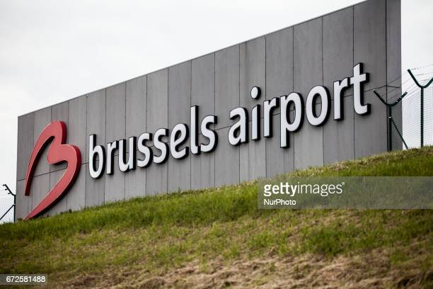 In Zaventem the city of Brussels Airport Flemish nationalists of Vlaamse Volksbeweging marched to protest against the city of Brussels which will...