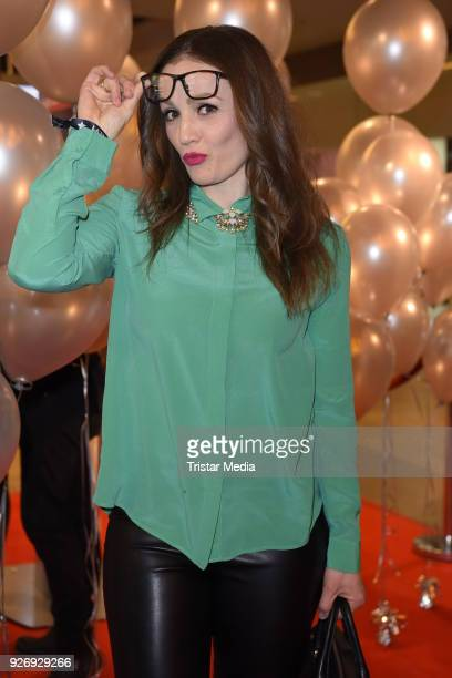 Ina Menzer during the VIP Late Night Shopping Party on March 3 2018 in Hamburg Germany