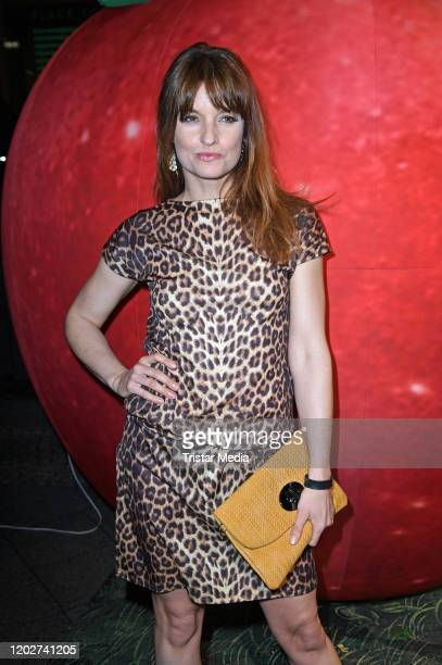 Ina Paule Klink attends Place To B Berlinale Party during the 70th Berlinale International Film Festival Berlin at Borchardt Restaurant on February...