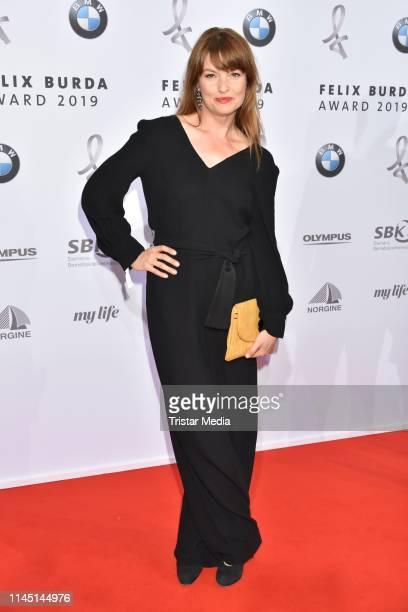 Ina Paule Klink attends the 17th Felix Burda Award at Hotel Adlon Kempinski on May 19 2019 in Berlin Germany