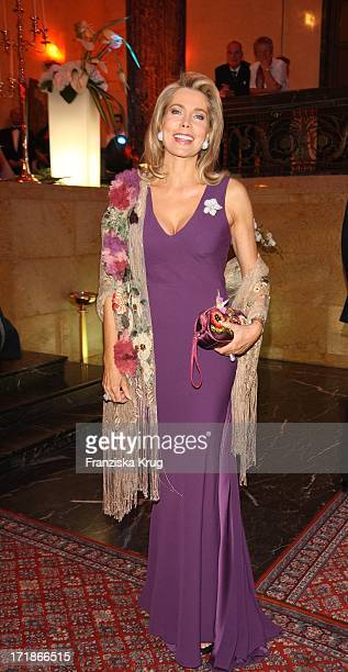 Inaara Begum Aga Khan at 7th Russian German economy politics and culture ball at The Russian Embassy in Berlin on 120908
