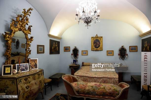 Inaguration of The exhibition Il Centenario - Alberto Sordi 1920-2020 to celebrate the 100th anniversary of his born. In his Villa a journey to...