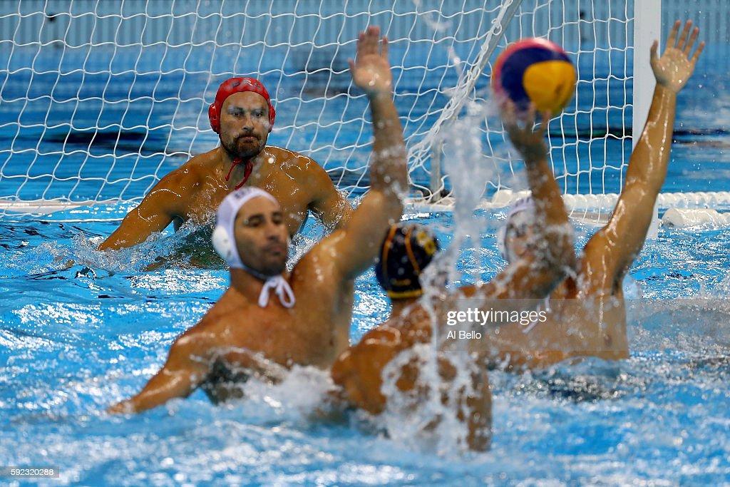 Water Polo - Olympics: Day 15 : News Photo