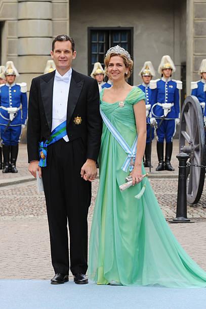 Sweden - Royalty - Wedding of Crown Princess Victoria & Daniel ...
