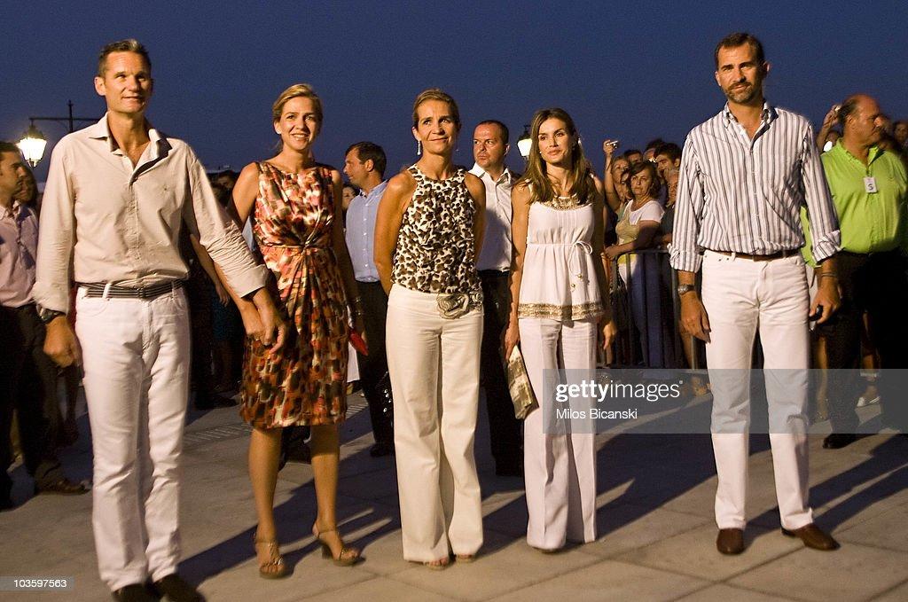 Wedding of Prince Nikolaos and Tatiana Blatnik - Pre Wedding Reception