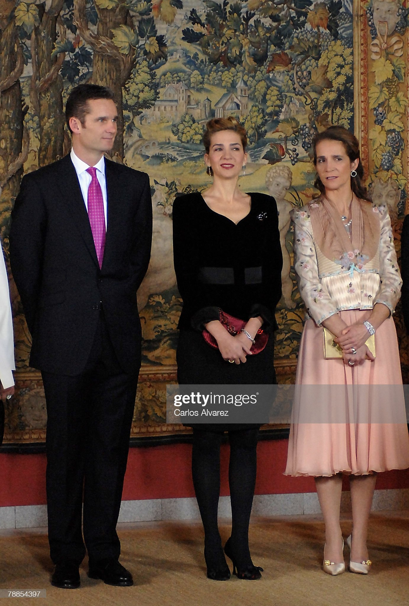 King Juan Carlos 70th Birthday Gala Dinner : News Photo