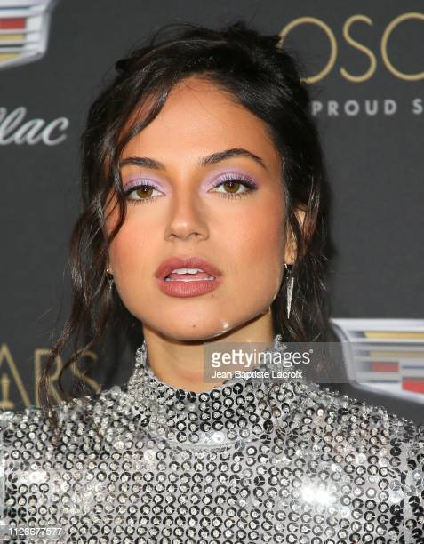 Inanna Sarkis attends Cadillac celebrates the 91st Annual Academy Awards on February 21 2019 in Los Angeles California