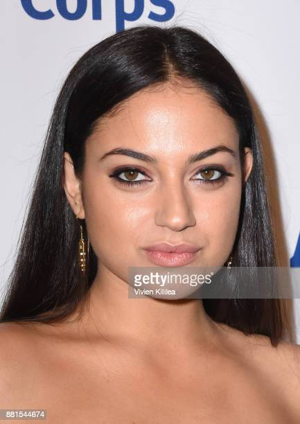 Inanna Sarkis attends the International Medical Corps Annual Awards Celebration on November 28, 2017 in Los Angeles, California.