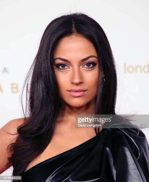 Inanna Sarkis attends the Unforgettable Gala 2018 at The Beverly Hilton Hotel on December 08, 2018 in Beverly Hills, California.
