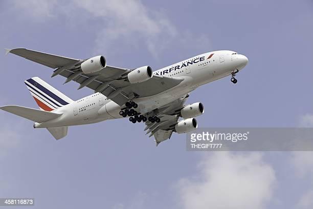 Inaugural Airbus A380 Flight to Johannesburg