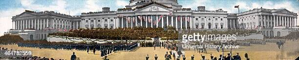 Inauguration of President Theodore Roosevelt1905