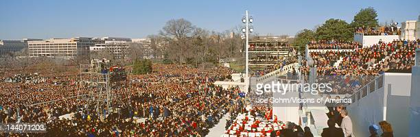 Inauguration of President William Jefferson Clinton Jan 30 1993 Washington DC